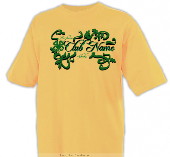 #8 Best 4-H Club T-Shirt of 2019