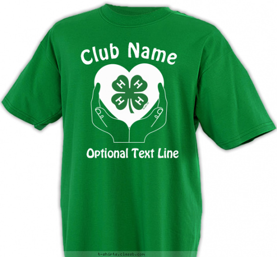 #7 Best 4-H Club T-Shirt of 2019