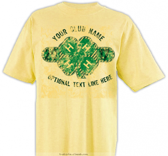 #9 Best 4-H Club T-Shirt of 2019