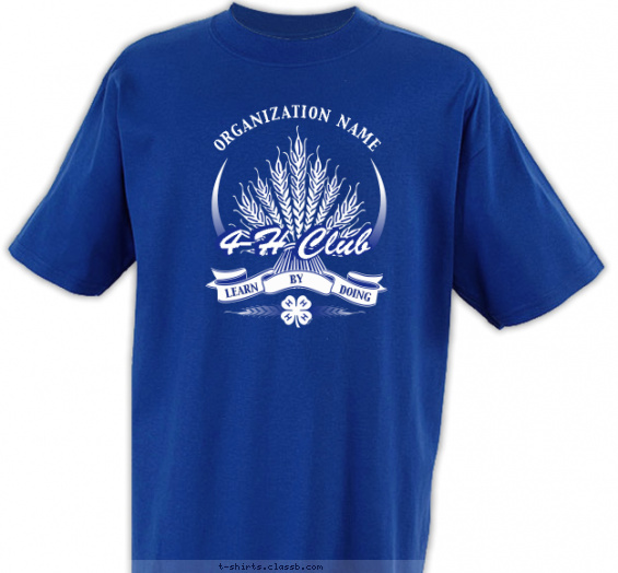 #10 Best 4-H Club T-Shirt of 2019