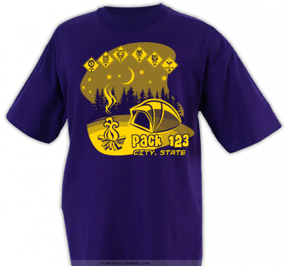 #9 Best Cub Scout Pack T-Shirt of 2019