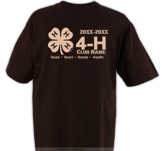 #5 Best 4-H Club T-Shirt of 2019