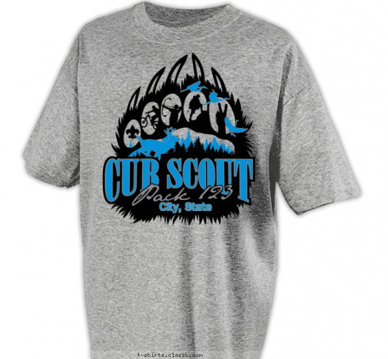 #5 Best Cub Scout Pack T-Shirt of 2019