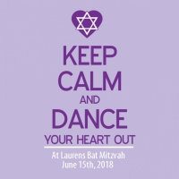 SP5893 Keep Calm and Dance Your Heart Out