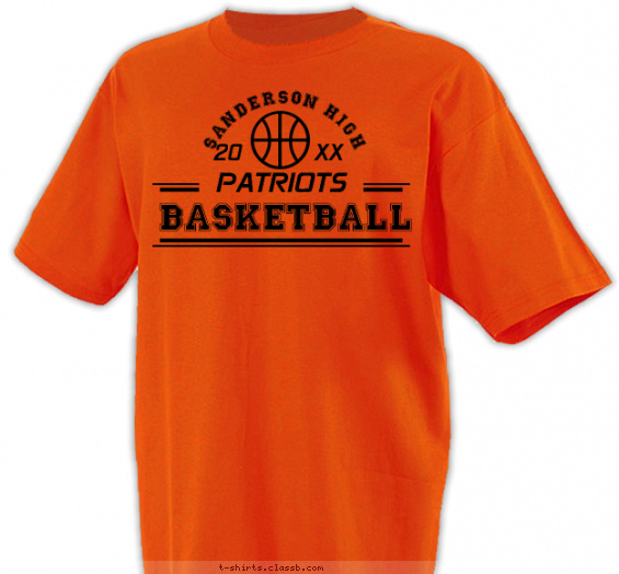 Basketball T Shirt Design Ideas find this pin and more on basketball design custom school spiritwear t shirts Classic Basketball T Shirt Design