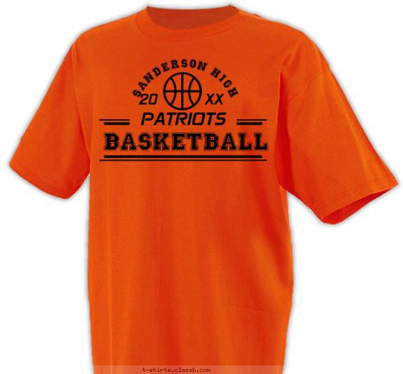 Basketball Design » SP156 Classic Basketball