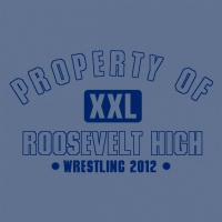 SP1989 Wrestling Property of Shirt
