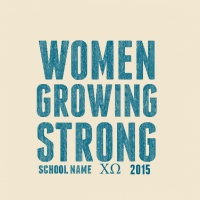 SP6273 Women Growing Strong