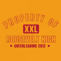 SP1984 Cheerleading Property of Shirt