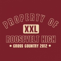 SP1985 Cross Country Property of Shirt