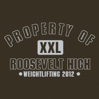 SP1988 Weightlifting Property of Shirt