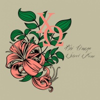SP6269 Chi Omega Tiger Lily