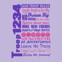 SP6438 Our Troop Rules