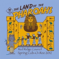 SP887 Land of the Pharohs