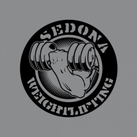 SP320 Retro Weightlifting Design