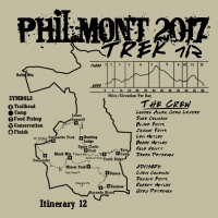SP6798 SP6798 Philmont Map Shirt