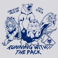SP2559 Running with the Pack Shirt