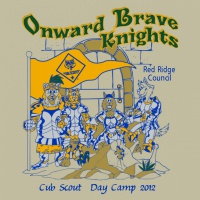 SP1292 Knight's Cub Scout Day Camp