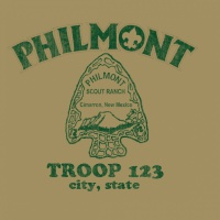 SP596 Philmont Arrow
