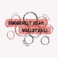 SP1057 Scribble Volleyball