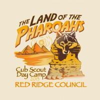 SP863 Land of the Pharoahs Day Camp