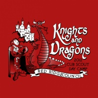 SP1447 Knights and Dragons Cub Camp