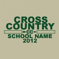 SP1233 We are the Cross Country Team