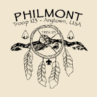 SP2547 Philmont Dreamcatcher Shirt