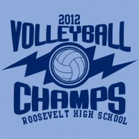 SP1106 Prep Volleyball Champions