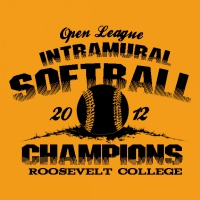 SP1129 Intramural Softball Champs
