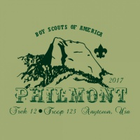 SP2735 Boy Scouts of America Shirt