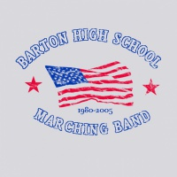 SP2063 USA Marching Band Shirt