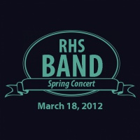 SP2054 Band Concert Banner Shirt