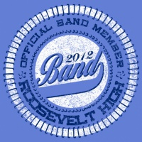 SP2061 Official Seal Band Member Shirt