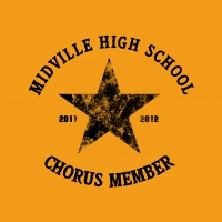 SP2079 Star Chorus Member Shirt