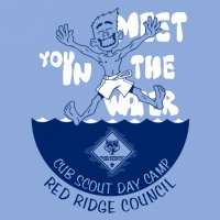 SP2088 Day Camp Splash Shirt