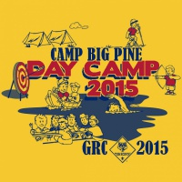 SP2146 Day Camp Activities Shirt