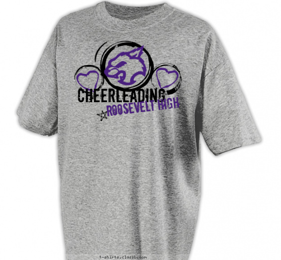 Cheerleading design sp1286 got cheer Cheerleading t shirt designs