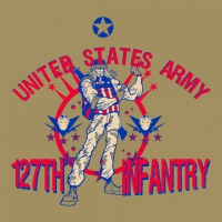 SP3058 US Army Infantry