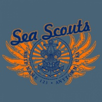 SP3040 Sea Scout Winged Shirt