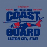 Coast-guard SP2245 Thumbnail