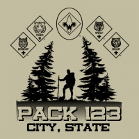 SP2162 Leader of the Pack Shirt