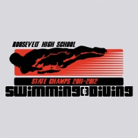 SP2410 Swimming and Diving State Camps Shirt