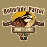SP3700 Bobwhite Wood Badge
