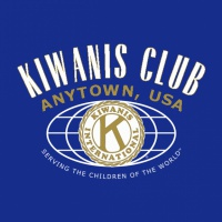 SP2284 Kiwanis Club Globe Shirt