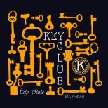 Key-club-t-shirts SP2270 Thumbnail