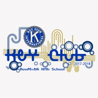 SP2274 Key Club Puzzle Shirt