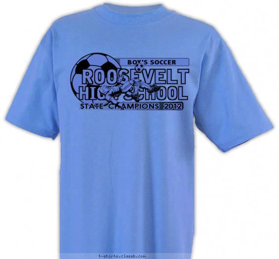 boys soccer state champs t shirt design - Soccer T Shirt Design Ideas