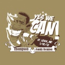 Yes We Can Shirt T-shirt Design