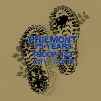 SP4378 Philmont Footprints